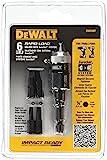 DEWALT DW2507 紧凑型快速装载六件套