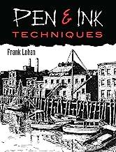 Pen & Ink Techniques (Dover Art Instruction) (English Edition)