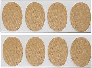椭圆形 Moleskin 超值装 ( 8 个 Moleskins ) – Peel'n Stick 椭圆形 Moleskins