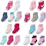 LITTLE ME BABY 女童20件装脚链袜子混色0 – 12个月 / 12 – 24个月