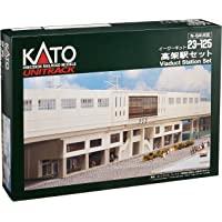 Kato N轨距 高架车站套装 23-125 铁道模型用品