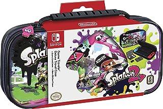Nintendo 任天堂 Switch 游戏旅行者豪华旅行保护套 - 喷射战士 - Nintendo Switch