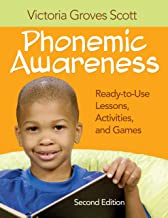 Phonemic Awareness: Ready-to-Use Lessons, Activities, and Games (English Edition)