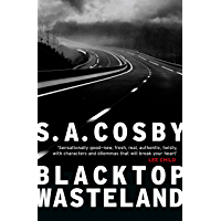 Blacktop Wasteland: the searing crime thriller Lee Child cal…