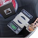 Riverstone Audio Precision 唱片级转印触控笔追踪力压力计/比例 100g,0.005g 分辨率…