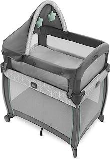 Graco 葛莱 My View 4合1摇篮   婴儿到幼儿摇篮,4 个阶段,德比