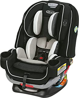 Graco 4Ever Extend2Fit Platinum 四合一可转换汽车座椅 Clove 均码