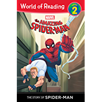 Amazing Spider-Man: Story of Spider-Man (Level 2), The: The…
