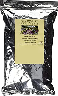 Starwest Botanicals - 大块茶C/SRooibos - 1 磅。