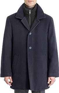 Calvin Klein 卡尔文·克莱恩 男式 现代风格大衣 适合寒冷天气