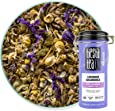 Tiesta Tea 薰衣草洋甘菊散叶茶,无咖啡因,可热水和冰水冲茶,2盎司(56.7g)