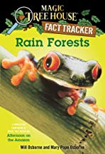 Rain Forests: A Nonfiction Companion to Magic Tree House #6: Afternoon on the Amazon (Magic Tree House: Fact Trekker Book ...