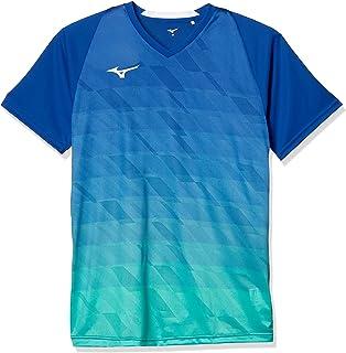 Mizuno 美津浓 羽毛球服 比赛衫 短袖 72MA0022