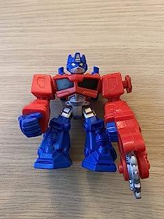 Transformers Rescue Bots Playskool Heroes 可动公仔 Optimus Prime