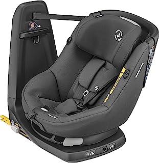 Maxi-Cosi AxissFix 幼儿汽车座椅,旋转汽车座椅 纯黑色