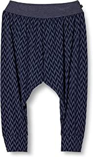 ATSUGI 厚木 裤子 Clear beauty active 轻便裤 几何图案哈伦裤 49028PS 女士