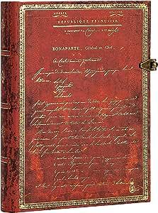 Paperblanks 笔记本 主题 Napoleon's 250 周年纪念,空白