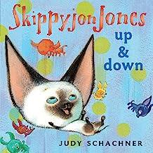 Skippyjon Jones Up and Down (English Edition)