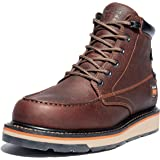 Timberland PRO 男式 Gridworks Moc 软头防水工业靴