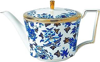 Wedgwood 皇家芙蓉印花茶壶餐具5件装