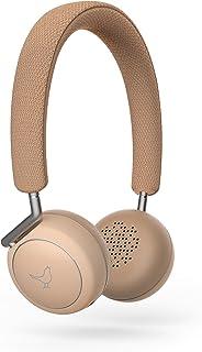 Libratone Q 小鸟音响 主动降噪 无线蓝牙耳机 耳罩式耳机 麦黄色