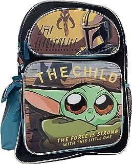 """Disney 星球大战宝贝尤达""""THE CHILD"""" 儿童背包 16"""" 大包"""