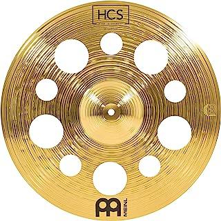 Meinl Cymbals 45.72 厘米带孔垃圾碰撞 – HCS 传统饰面黄铜适用于鼓组,德国制造,2 年保修,HCS18TRC