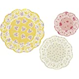 Talking Tables Truly Scrumptious Floral Doilies for a Tea Pa…