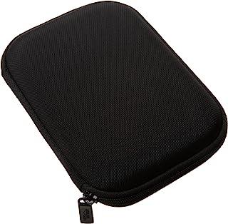 AmazonBasics 亚马逊倍思硬质旅行手提箱,适用于 5 英寸 GPS ,黑色