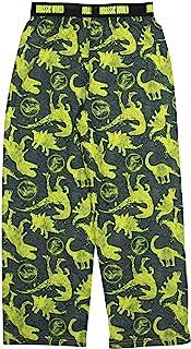 Jurrasic World 男童休闲裤,恐龙睡裤,男孩睡衣裤,尺码 4/5 到 10/12