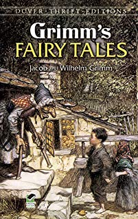 Grimm's Fairy Tales (Dover Thrift Editions) (English Edition)