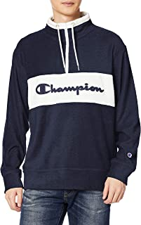 Champion 半拉链运动衫 校园 C3-R018 男士