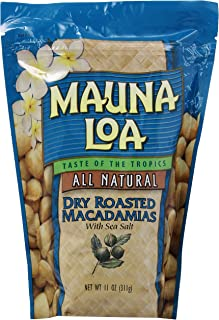 Mauna Loa莫纳罗 夏威夷果 盐焗口味(311.84克)