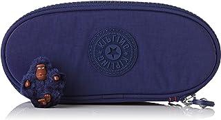Kipling 凯浦林 - 中号铅笔盒 - DUOBOX - *蓝 C Blue (Polish Blue C) Blue (Polish Blue C)