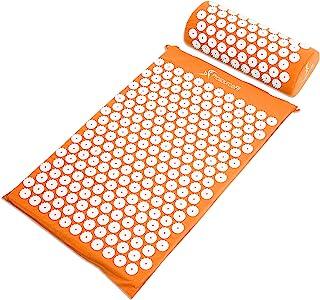 ProSource 缓解背部*和缓解肌肉缓压垫和枕头套装