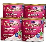 Enfamil Enspire 美赞臣 蓝臻3段 (1-3岁) 婴幼儿奶粉 680g/罐*4罐装 (含乳铁蛋白, DHA…