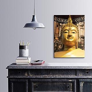 Bonamaison 装饰紫外线印刷画布画,50x70 厘米 - 土耳其制造