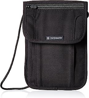 Victorinox 豪华隐藏式*袋,带 RFID 保护 Black/Black Logo 均码
