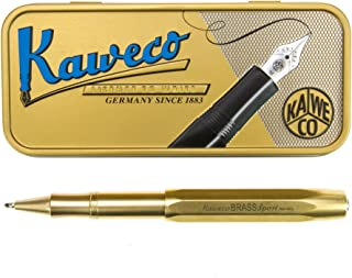 Kaweco Sport Gel 滚珠袖笔 - 纯铜色