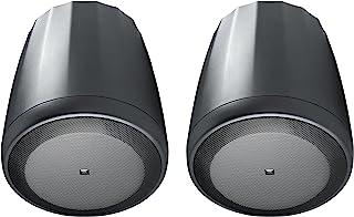 JBL Professional C65P/T 紧凑型全范围悬挂式扬声器,黑色,成对出售
