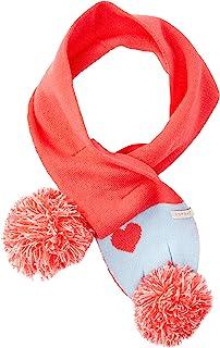 ESPRIT KIDS 女婴 RP9001107 KNIT SCARF 围巾,粉色(草莓色 342),均码(制造商尺寸:1SIZE)