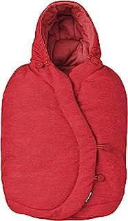 Maxi-Cosi 暖和的脚袋,适用于所有 Maxi-Cosi 婴儿外壳 红色