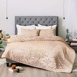 Deny Designs Holli Zollinger Esprit 棉被套装,带枕套,普通双人床/中号双人床,中性