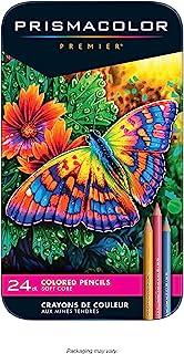 Prismacolor 3597T Premier 彩色鉛筆,軟芯,24支