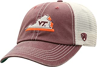 NCAA 男式帽子 OFF Road 背面有网眼