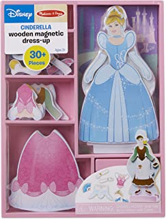 磁性装扮玩偶 灰姑娘