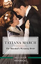 The Marshal's Wyoming Bride (English Edition)