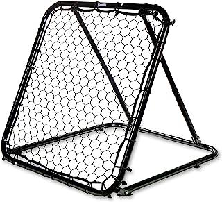 Franklin Sports 篮球反弹手可调便携式通道背部训练辅助 – 多运动棒球垒球足球