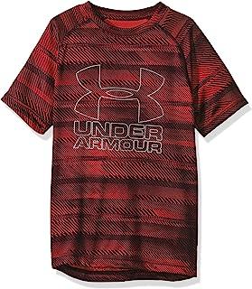 Under Armour 安德玛 少年大徽标印花 T 恤
