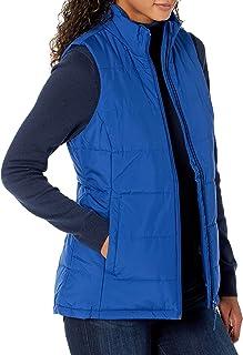 Amazon Essentials 女士中量级羽绒背心